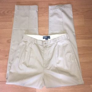 Polo Ralph Lauren Hammond Khaki Pants